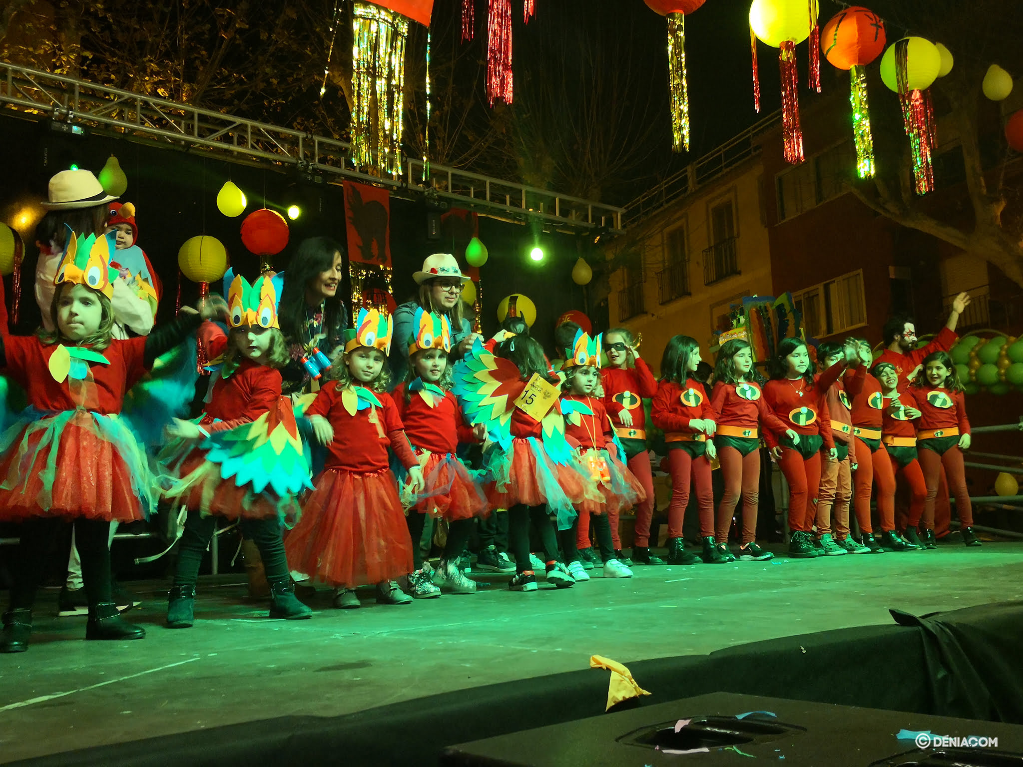 Carnaval 2020 a Dénia 15