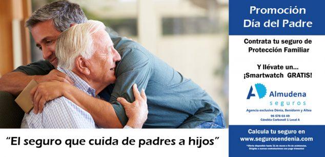 Image: Father's Day Promotion - Almudena Seguros Dénia Benidorm Altea