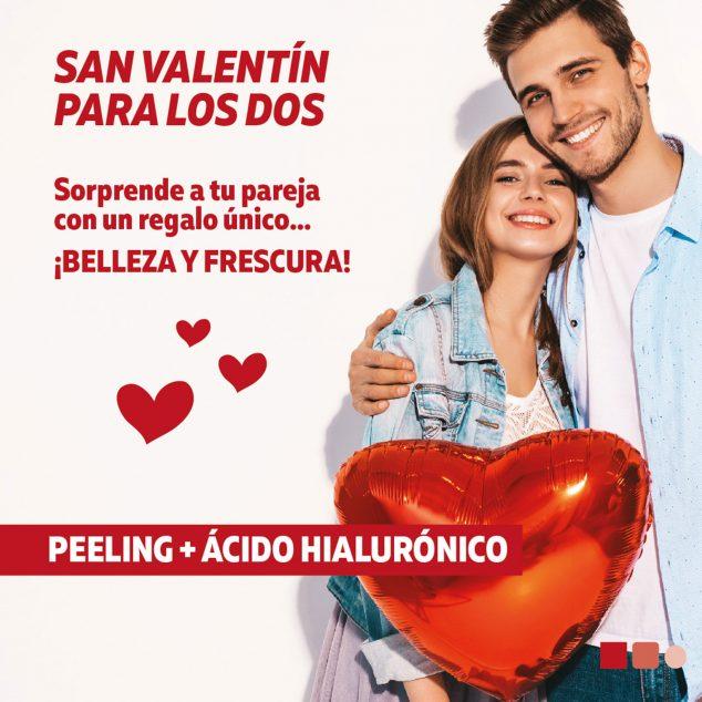 Imagen: Celebra San Valentín y haz un regalo con Clínica Estética Castelblanque
