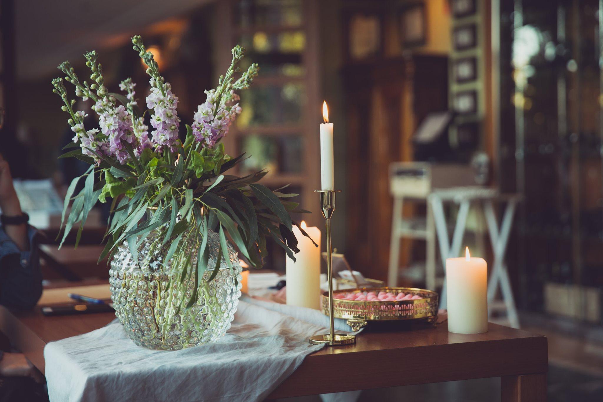 Decoración – Wedding Weekend de Hotel Les Rotes