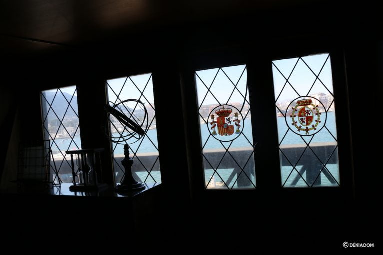 Inside the Galleon Andalusia 12