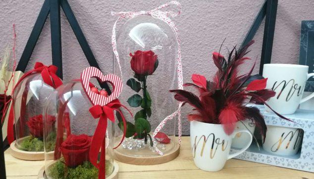 Imagen: Detalle floral - Floristería Mandarina