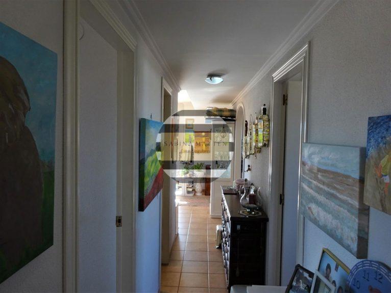 Distribuidor en un ático en venta en Dénia - Casas Singulares