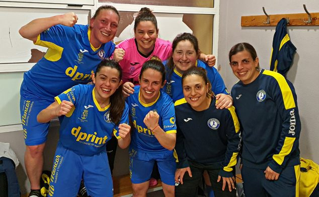 Image: CFS Dianense senior women team