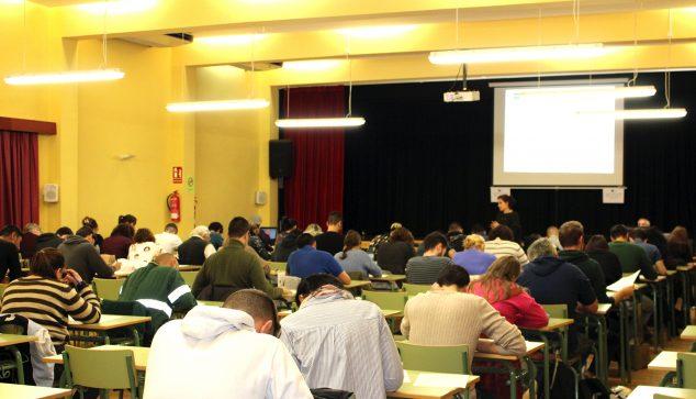 Image: Examens en face à face UNED Dénia
