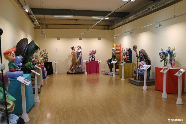 Imatge: Exposició de l'Ninot 2020