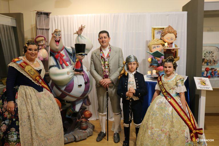Ninot 2020 Exhibition - Falla Baix la Mar