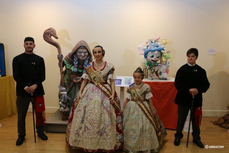 Exhibition of Ninot 2020 - Falla Centro