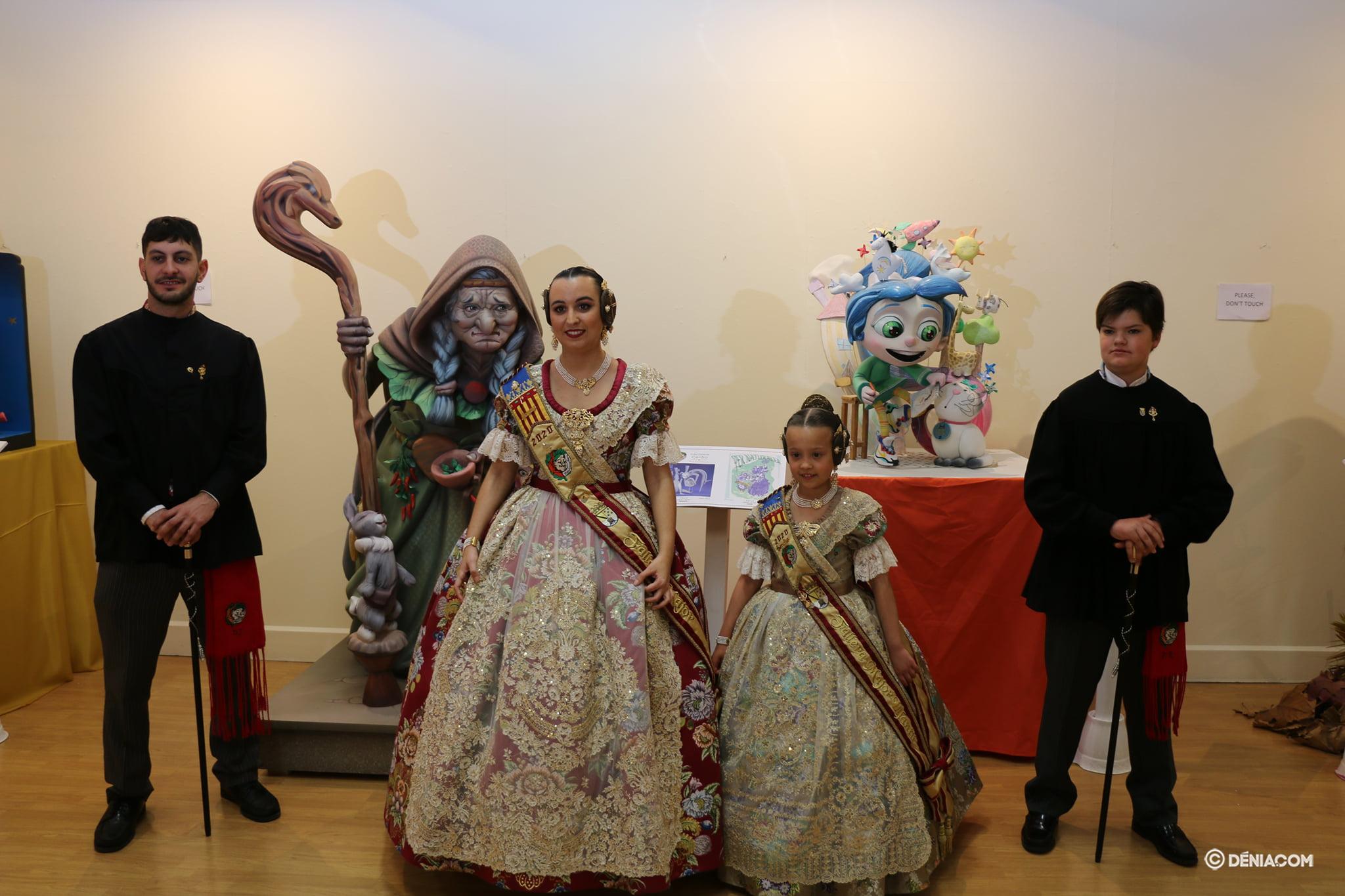 Ninot 2020 Exhibition - Falla Centro