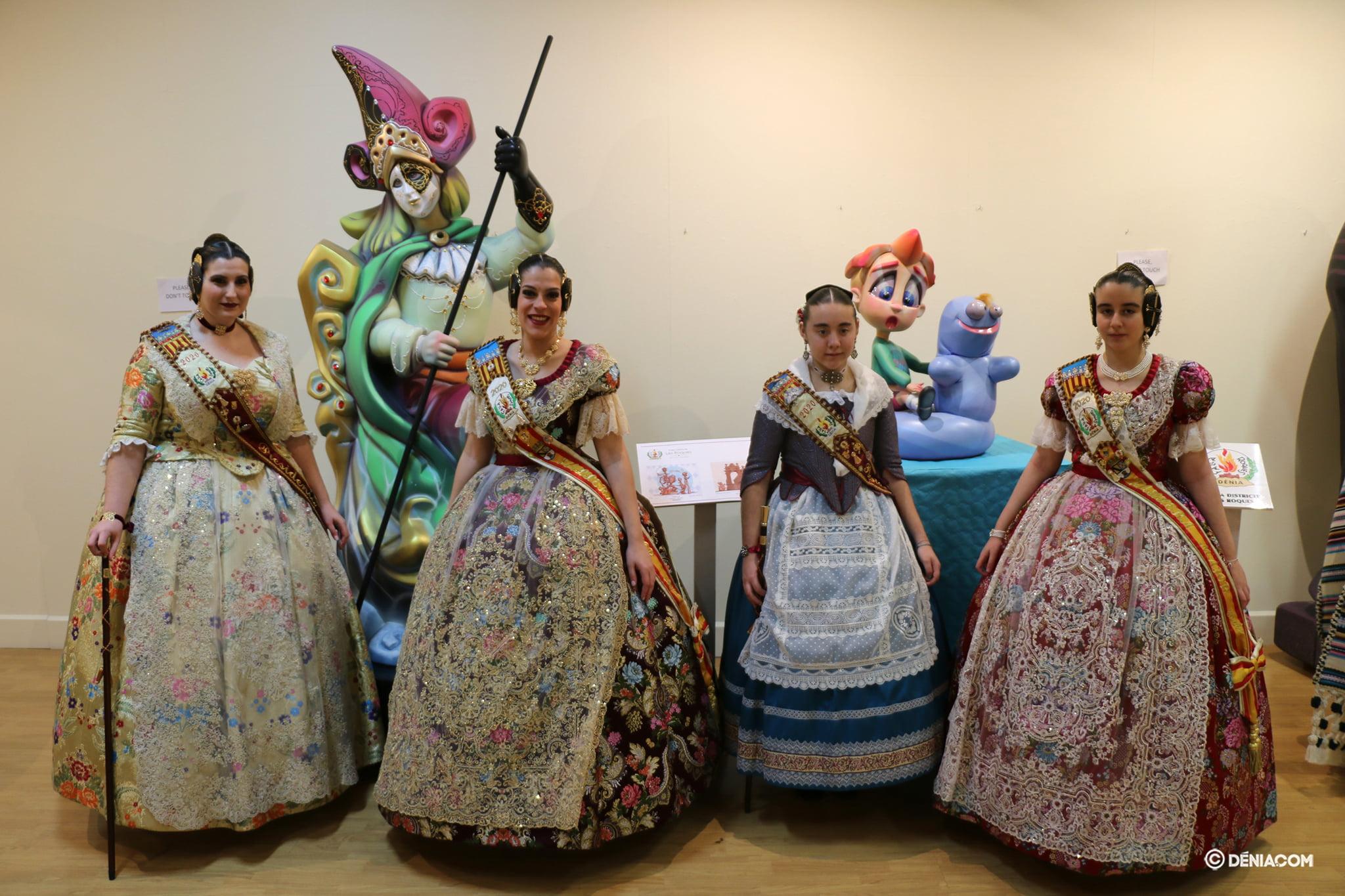 Ninot 2020 Exhibition - Falla Les Roques