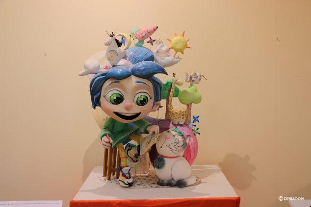 Изображение: Детство Ninot Выставка 2020 - Falla Centro