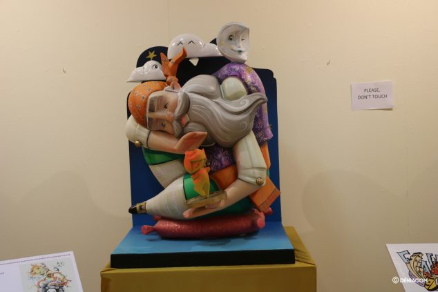 Image: Childhood Ninot Exhibition 2020 - Falla Darrere del Castell