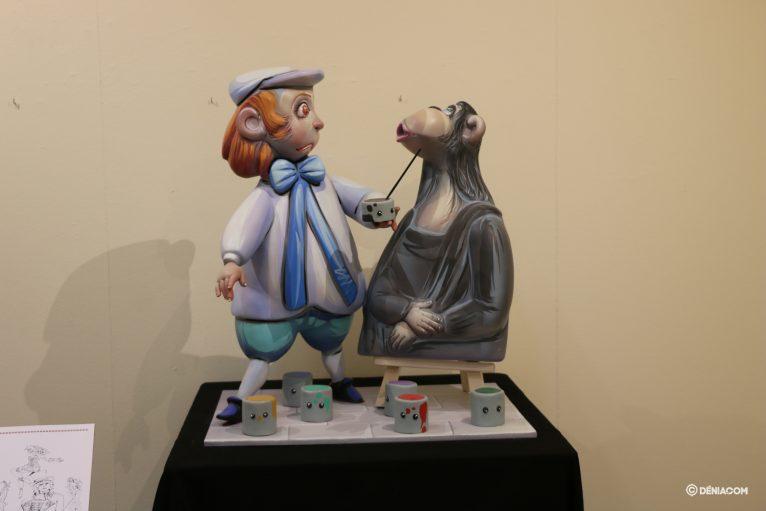 Выставка детских игрушек 2020 - Фалья Диана