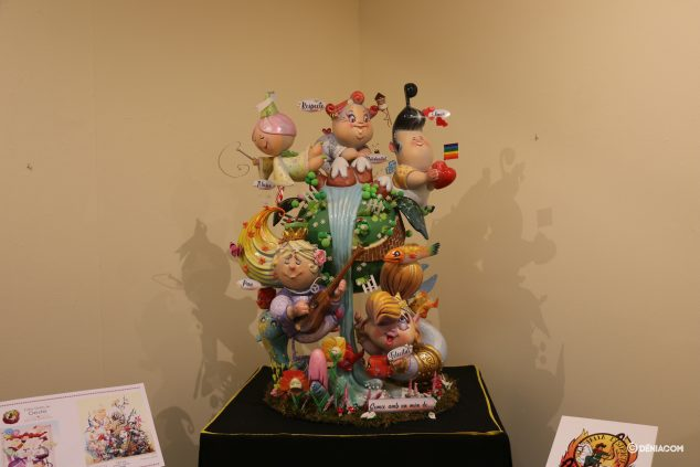 Image: Exposition Childhood Ninot 2020 - West Falla