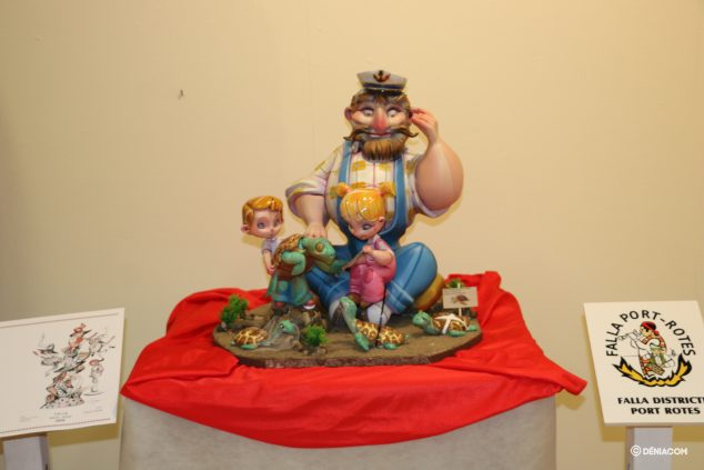Image: Exposition Childhood Ninot 2020 - Falla Port-Rotes