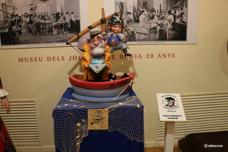 Выставка Ninot Детства 2020 - Саладар Фалья