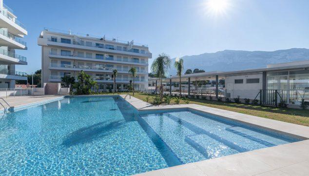 Imatge: Vista exterior d'un apartament per a vacances a Dénia - Quality Rent A Villa