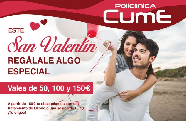 Image: CUME Polyclinic Valentine's Day Proposal