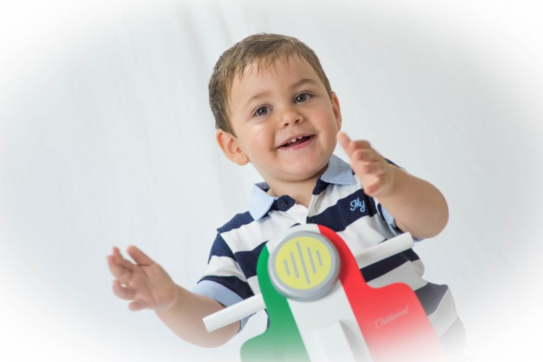 Fotografía infantil Dénia - Mateo Fotografía