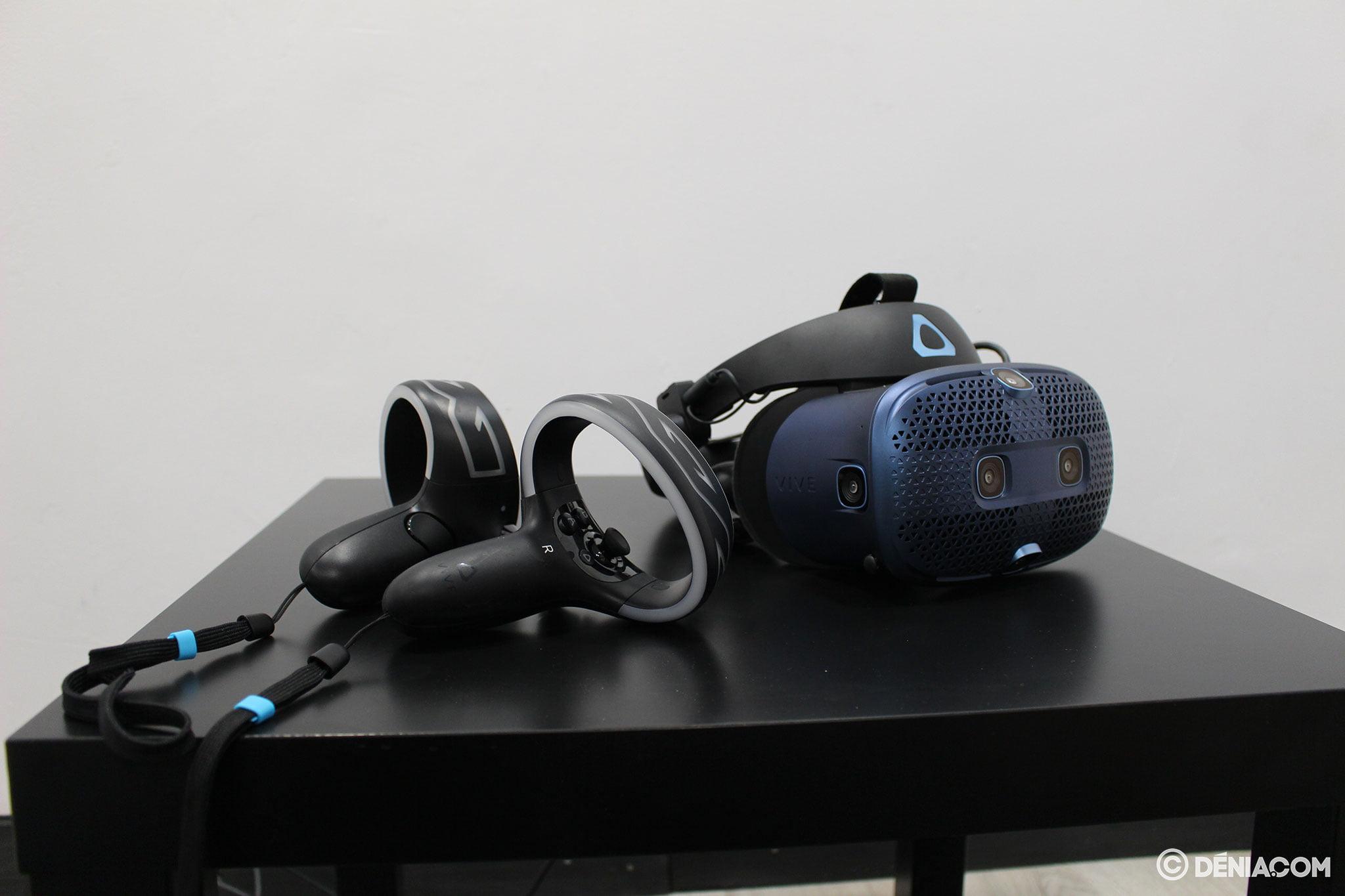 Prueba unas gafas de realidad virtual en Dénia – Game Station