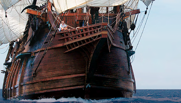 Image: Galleon Andalusia