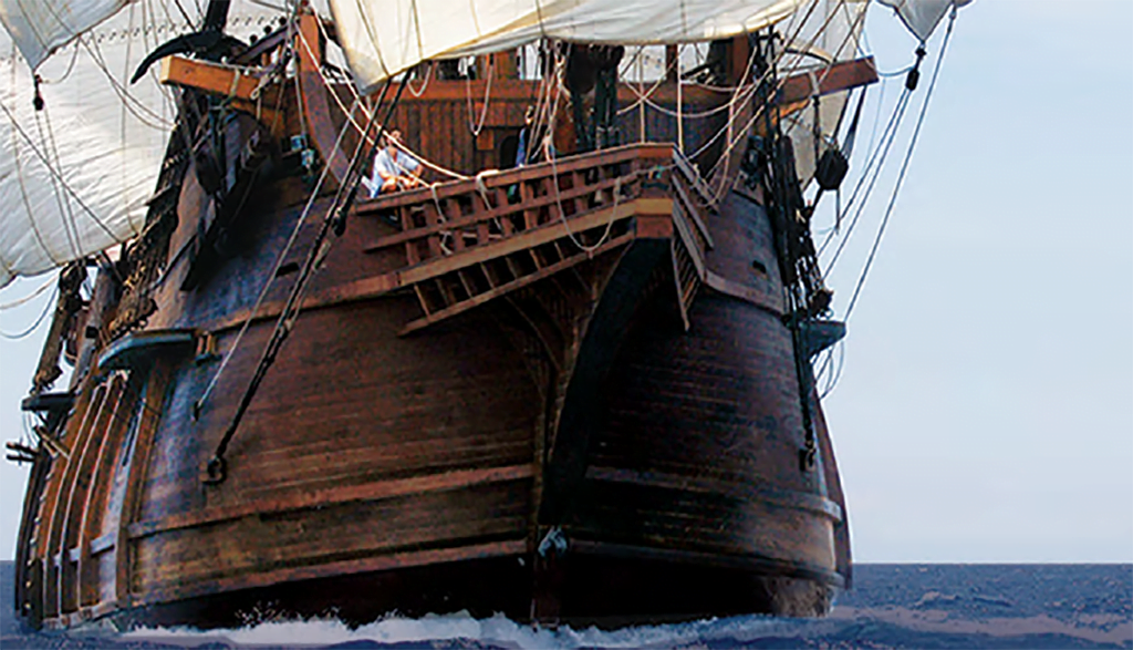 Galleon Andalusia