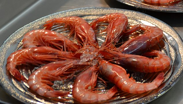 Afbeelding: Red Prawn of Dénia