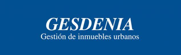 Изображение: логотип Gesdenia