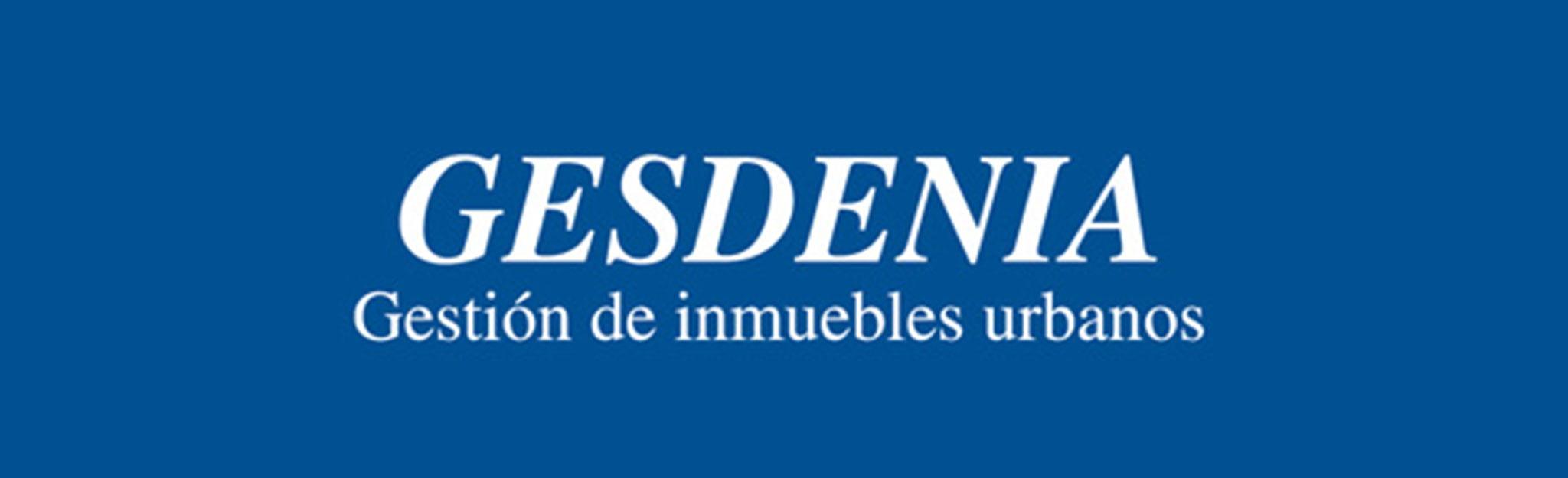 Logotipo Gesdenia