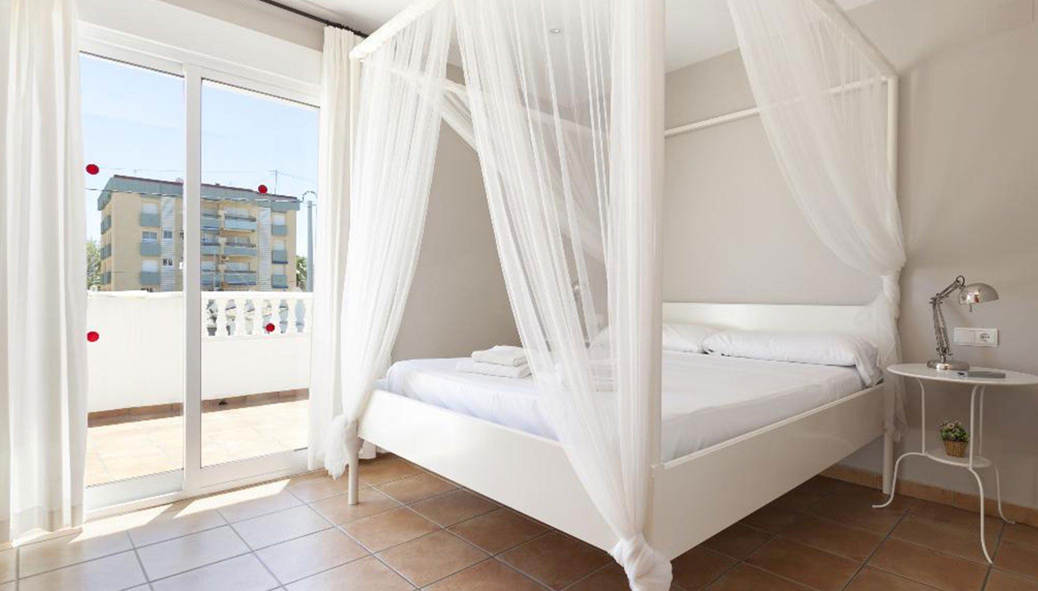 Una de les habitacions en un xalet a la banda de la mar a Dénia - Quality Rent a Vila