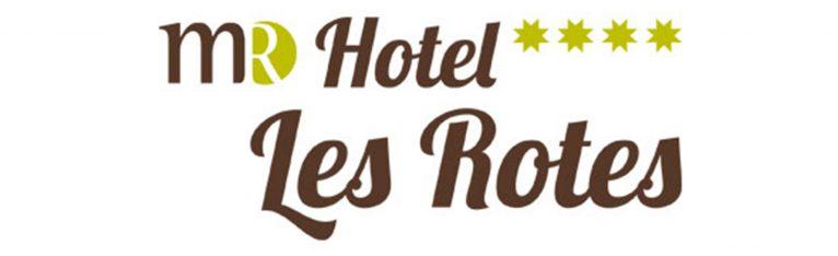 Logotipo Hotel Les Rotes