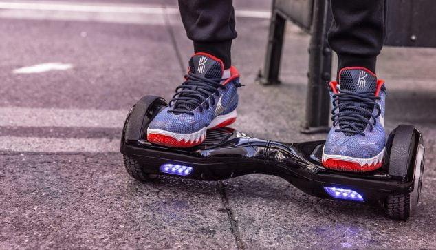 Bild: Hoverboard