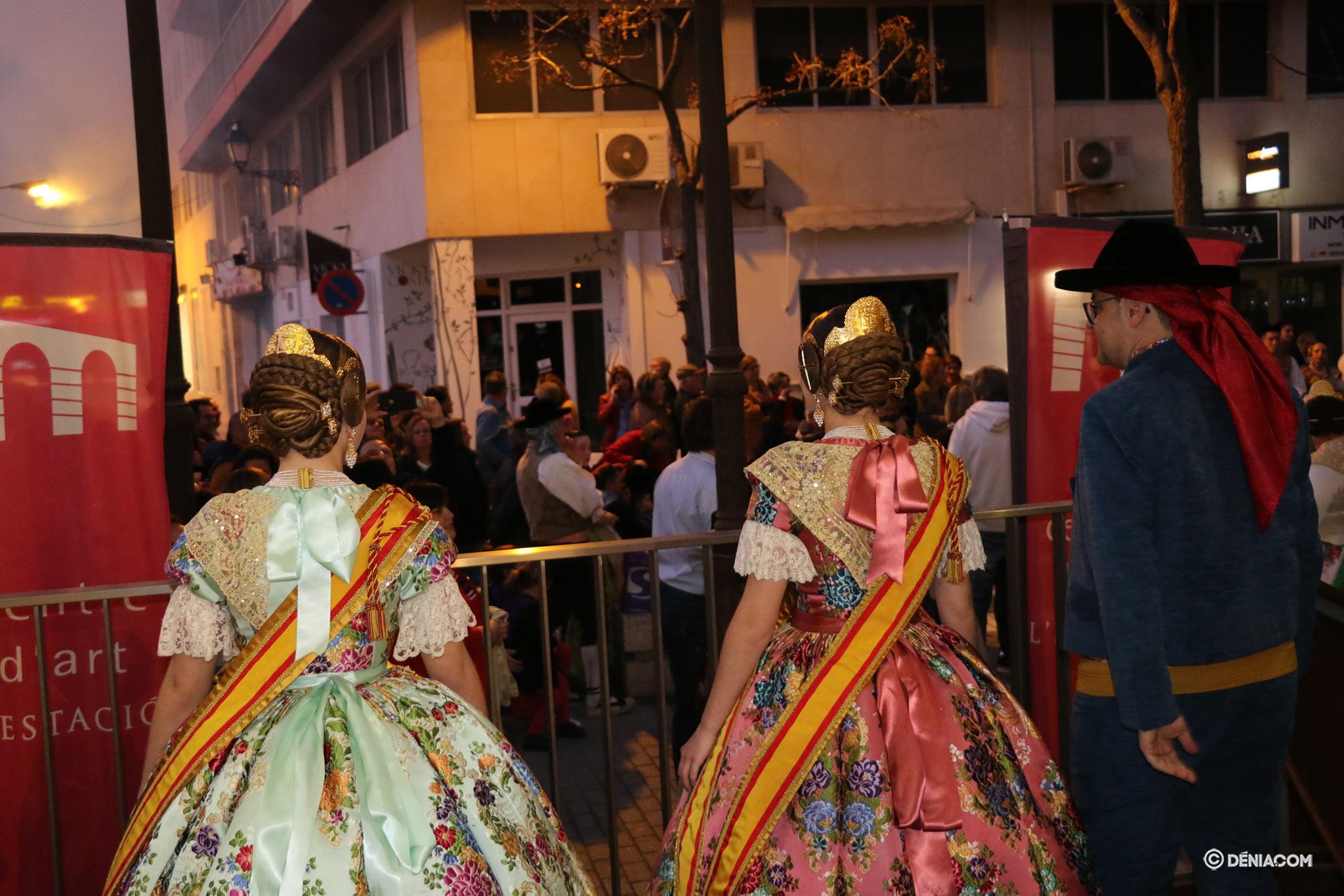 Inauguration Exhibition of Ninot 2020 01