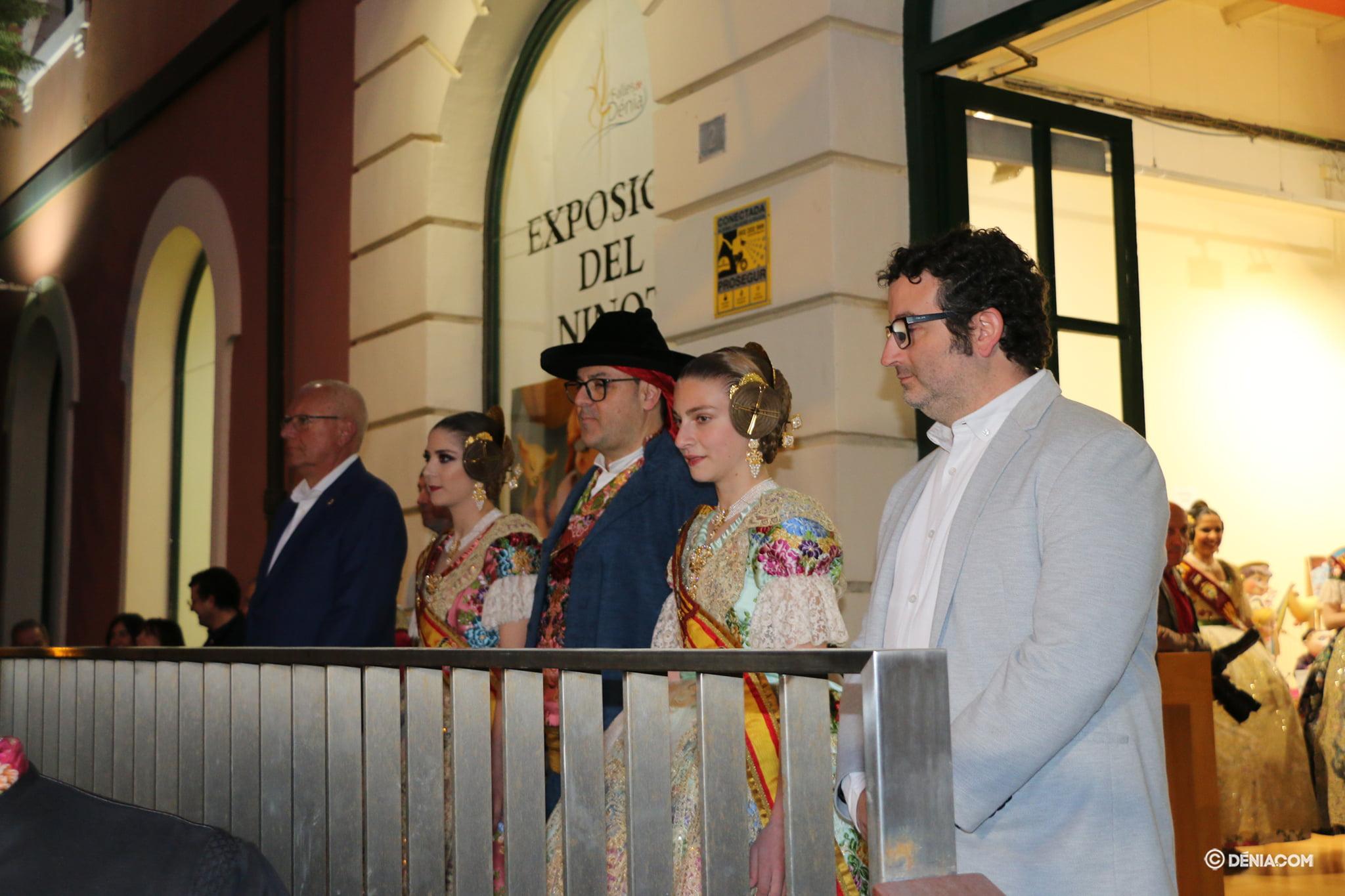 Inauguration Exhibition of Ninot 2020 03