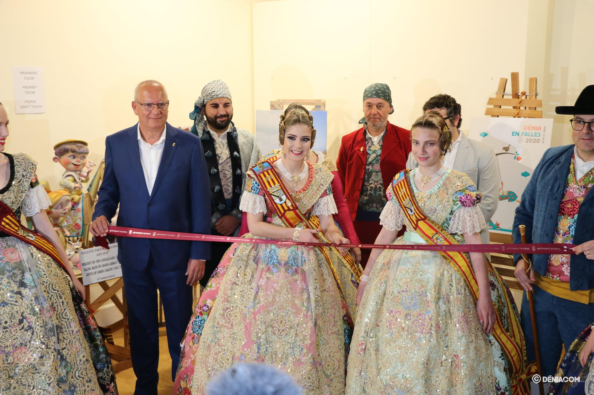 Inauguration Exhibition of Ninot 2020 04