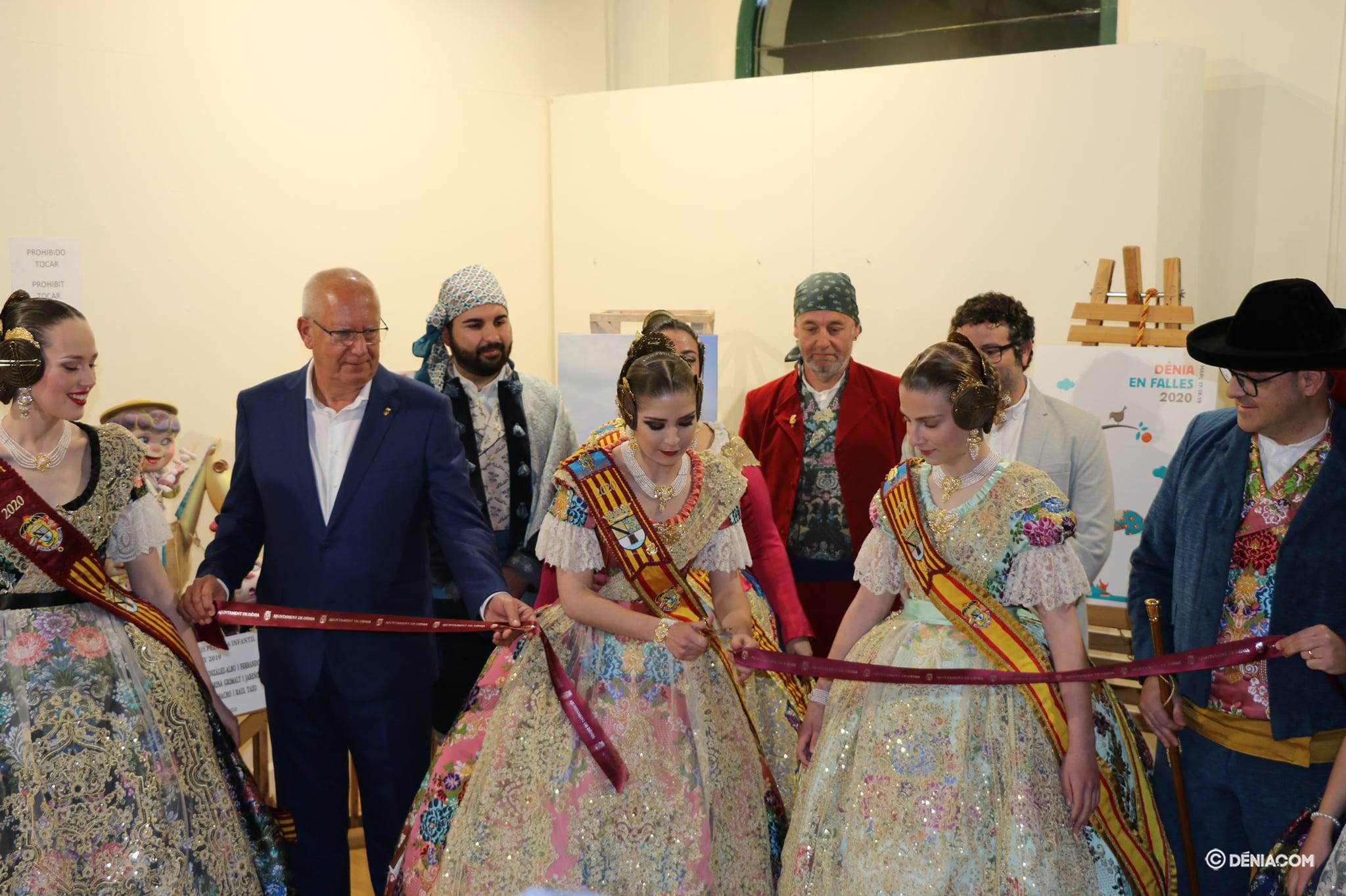 Inauguration Exhibition of Ninot 2020 05
