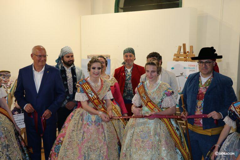 Inauguration Exhibition of Ninot 2020 06
