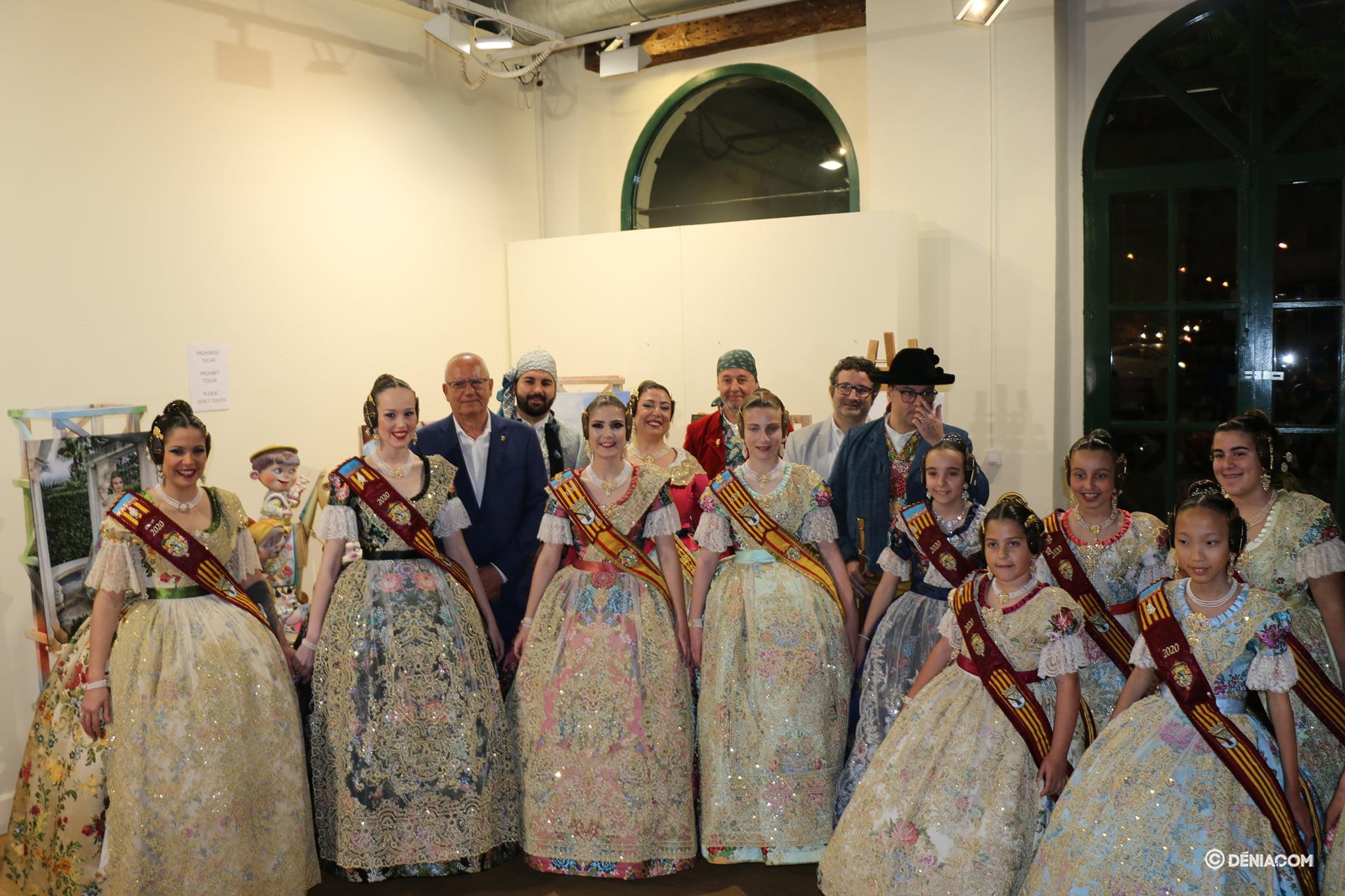 Inauguration Exhibition of Ninot 2020 08
