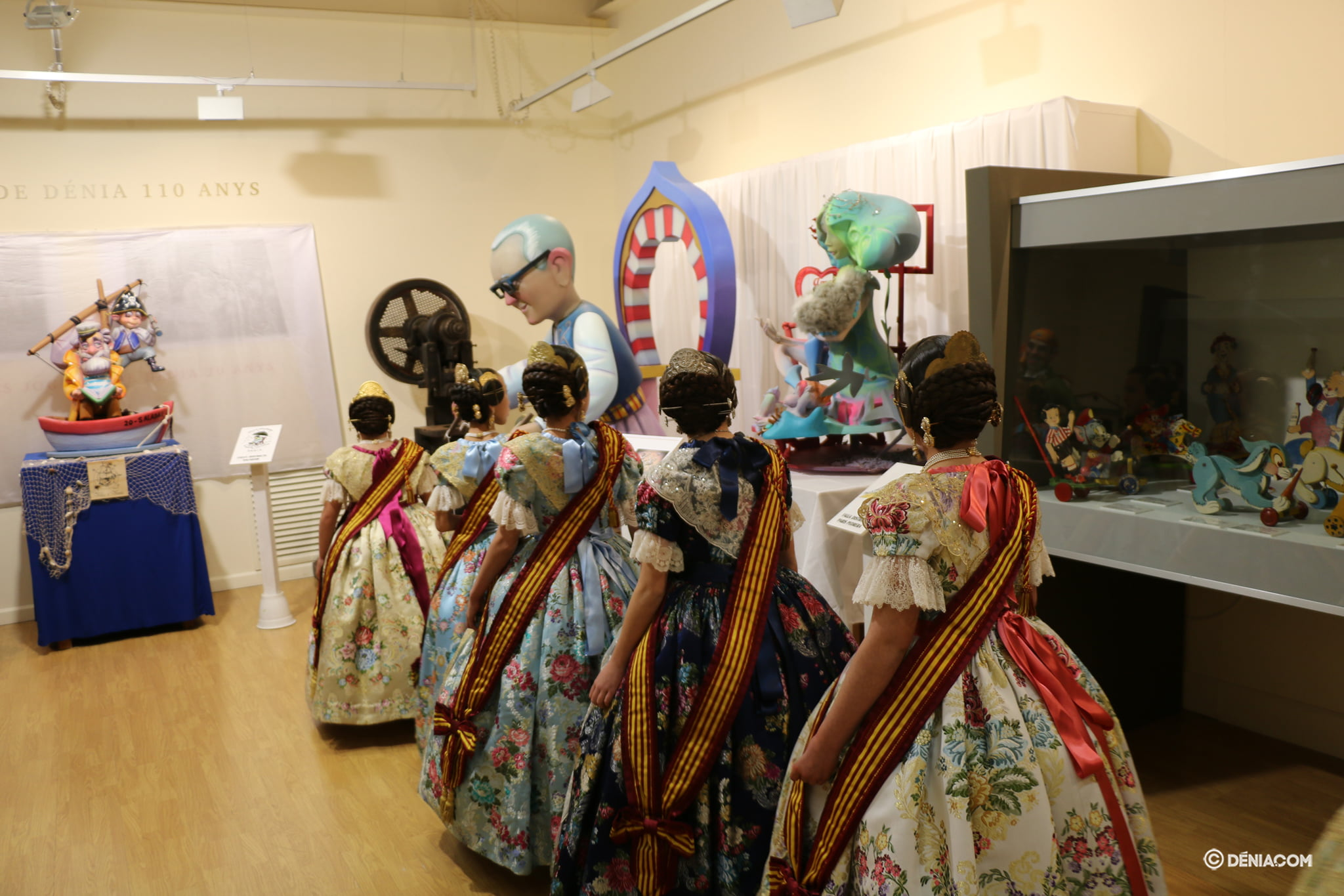 Inauguration Exhibition of Ninot 2020 09