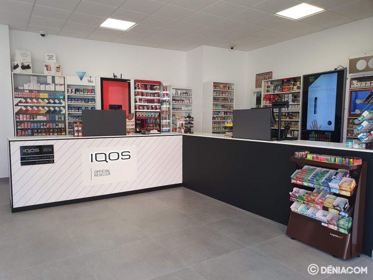 Nuevas instalaciones de Estanco nº10