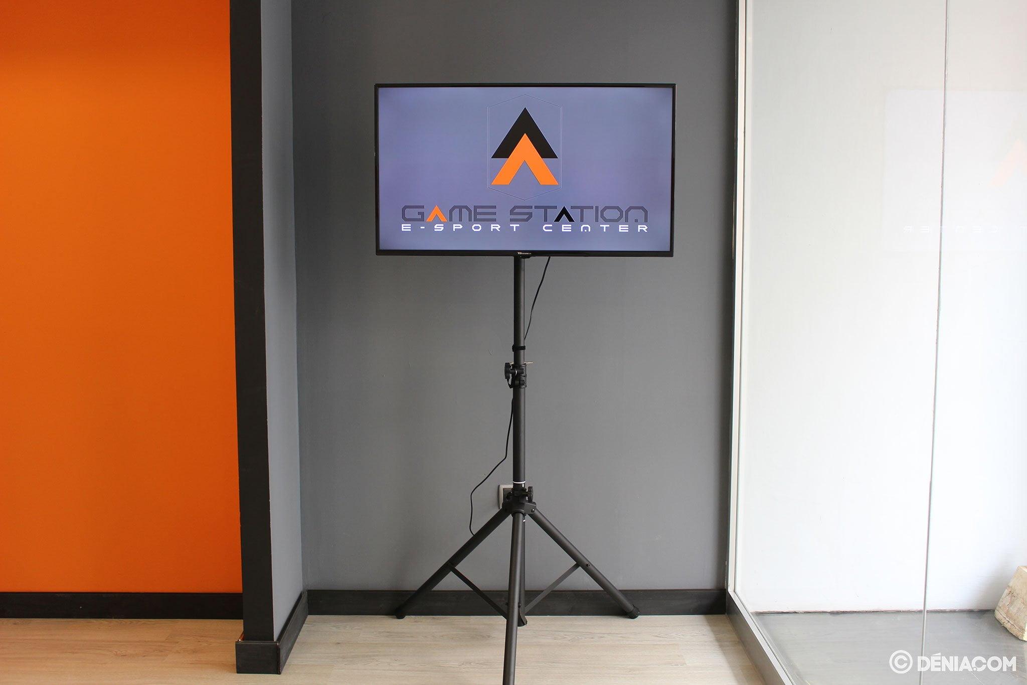 Instalaciones Game Station – centro para gamers Dénia