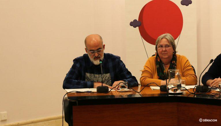 Javier Scotto delega la gestió de l'clavegueram de Jesús Pobre