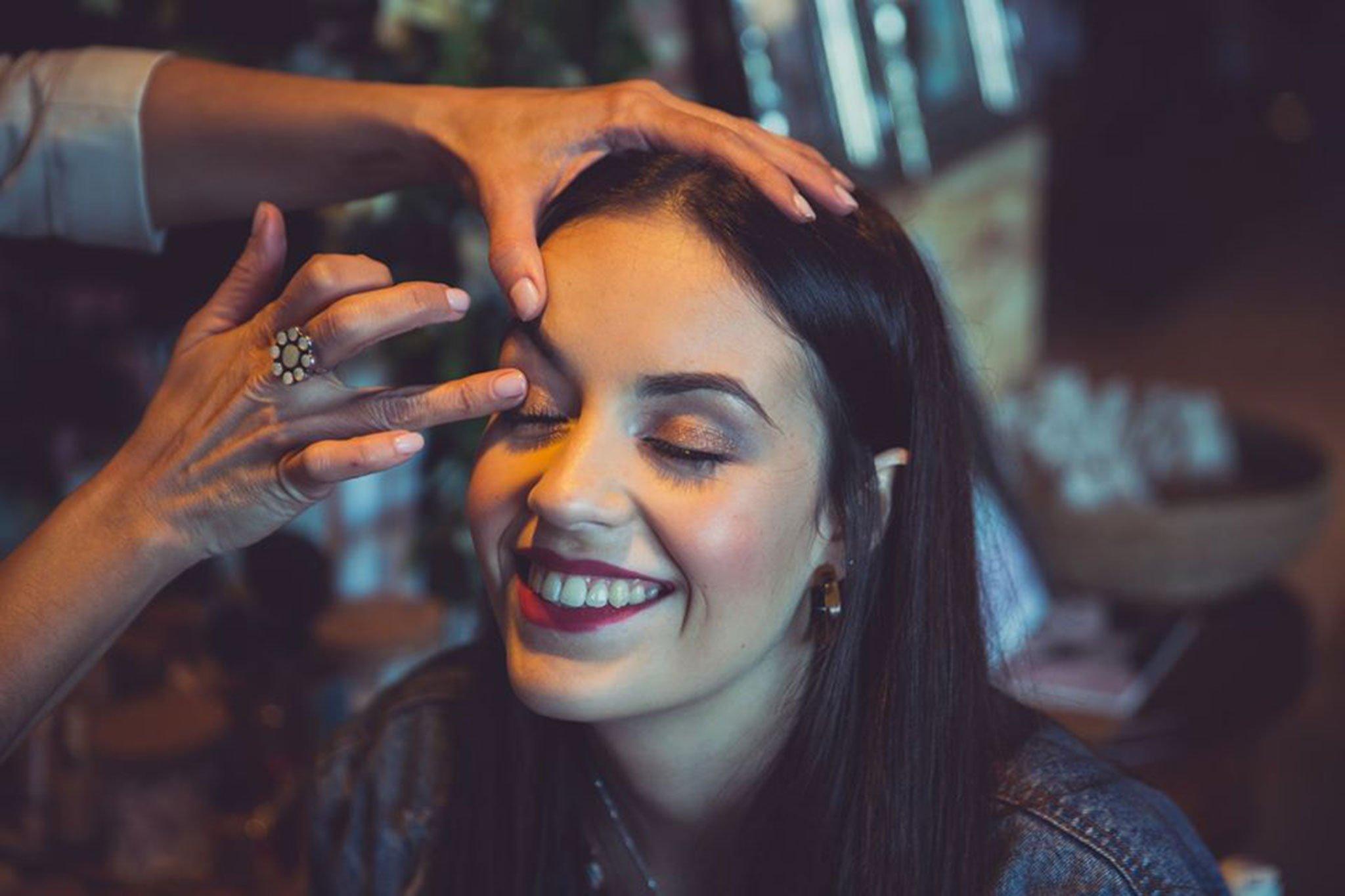 Maquillaje de novia e invitada – Wedding Weekend en Hotel Les Rotes