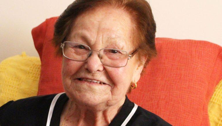 María Olivencia en una imagen actual