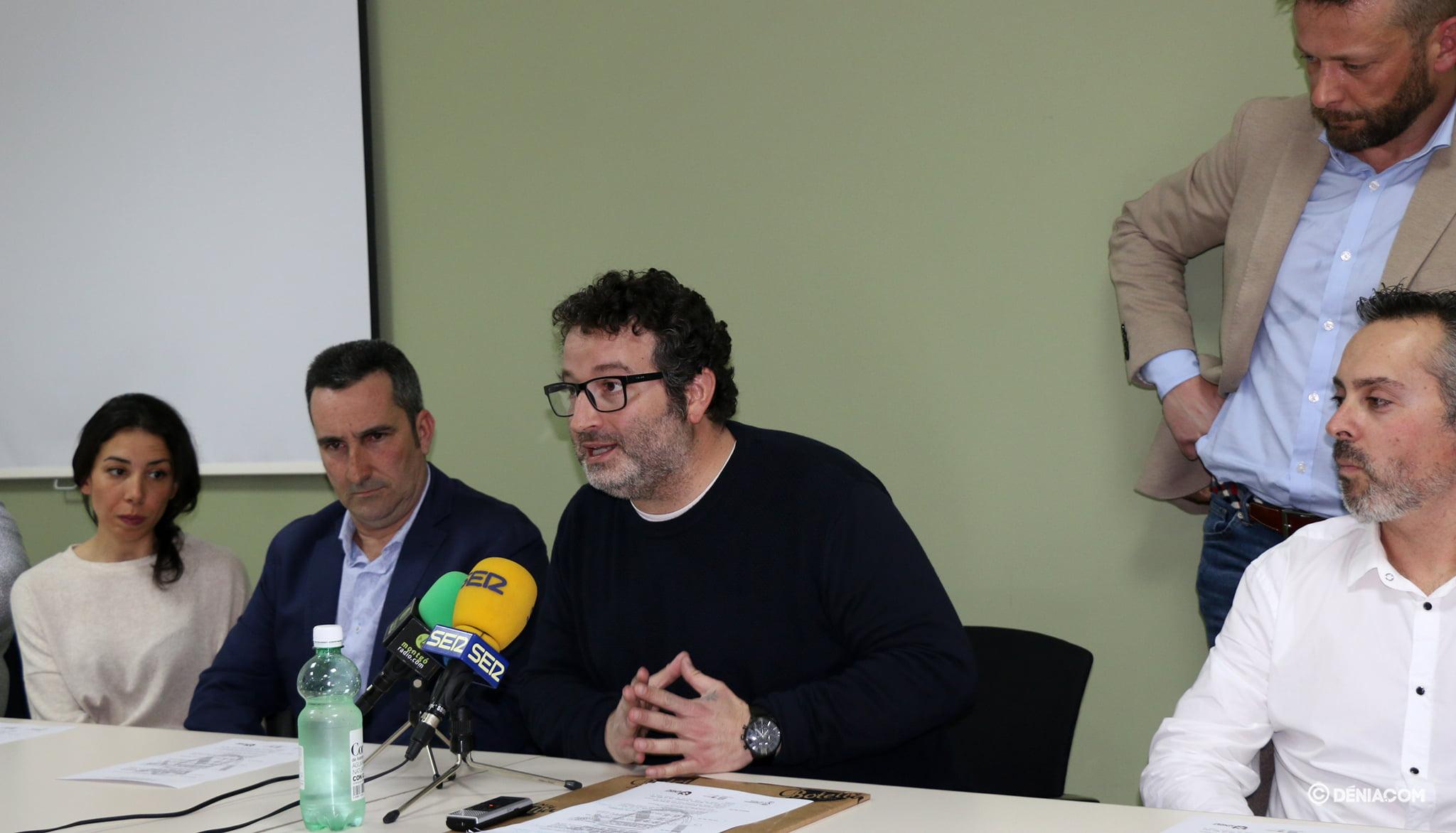 Mengual expresa el apoyo del Ayuntamiento con la candidatura
