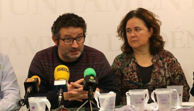 Imagen: Óscar Mengual, concejal de Fiestas