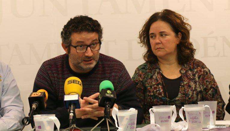 Óscar Mengual, regidor de Festes