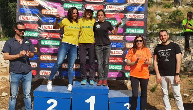 Image: Female podium 21 Km