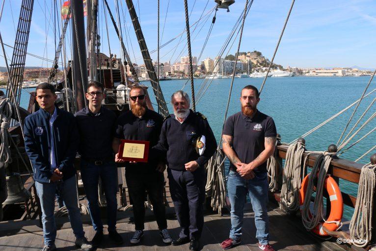 presentazione del Galleon Andalusia