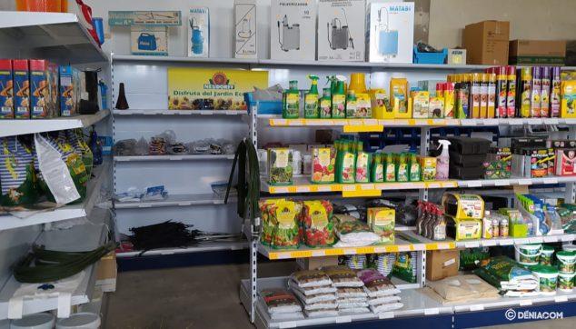 Imagen: Productos agrícolas